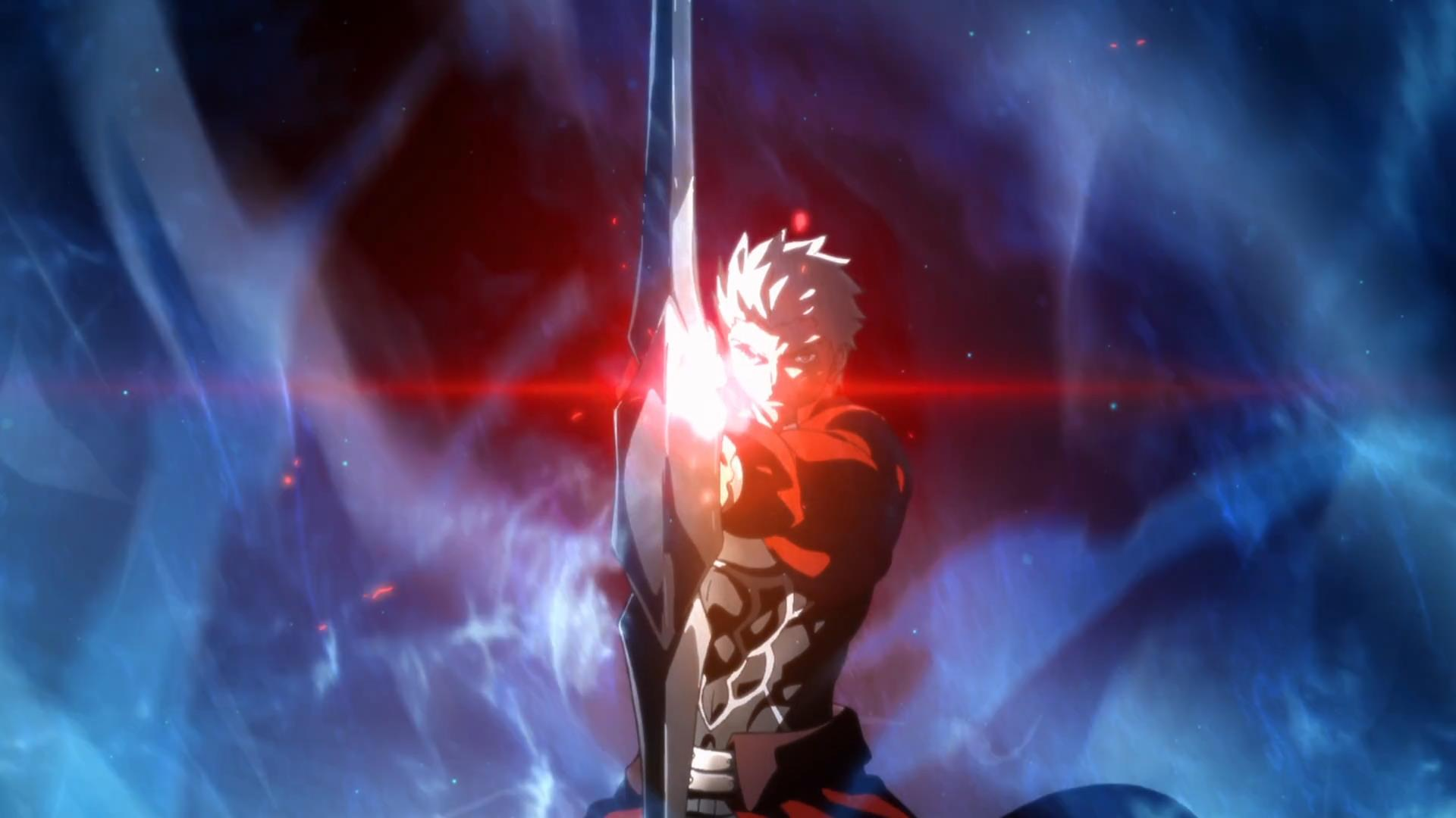 Fate Stay Night Unlimited Blade Works 03 The Nimble Giant Can