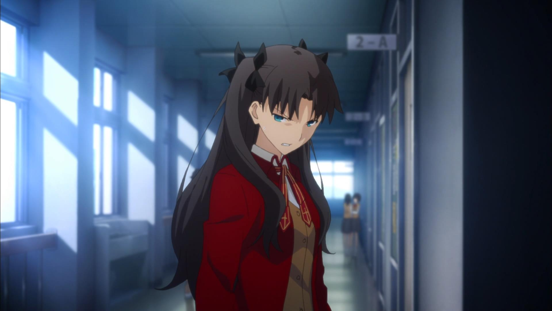Fate/stay night: Unlimited Blade Works - 05