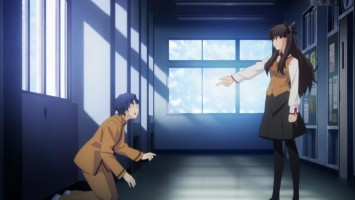 Fate/stay night: Unlimited Blade Works - 08