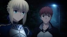 Fate/stay night: Unlimited Blade Works - 10