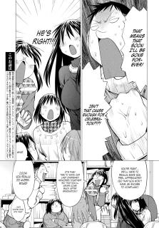 Genshiken Nidaime Chapter 106
