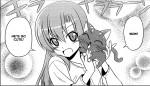 Hayate the Combat Butler Chapter 476 Manga Review (Cute girl + cute kitten = win)