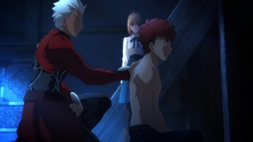 Fate/stay night: Unlimited Blade Works - 11