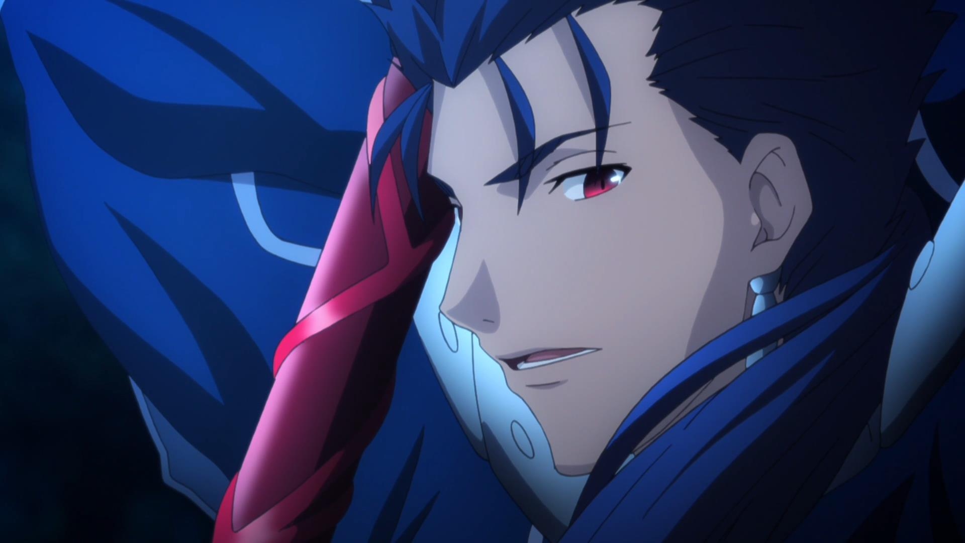 Fate Stay Night Unlimited Blade Works 12 Cuteness And A