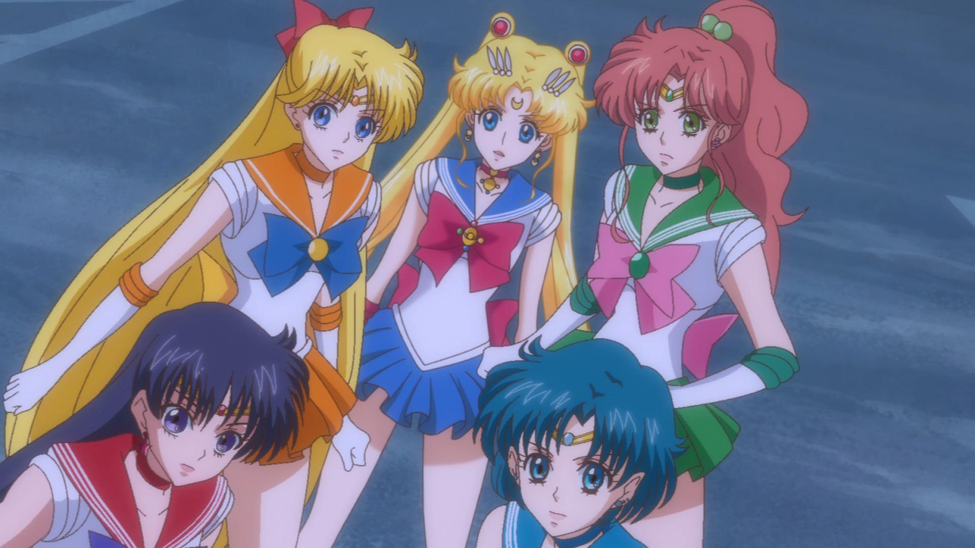 Sailor Moon Crystal - 10