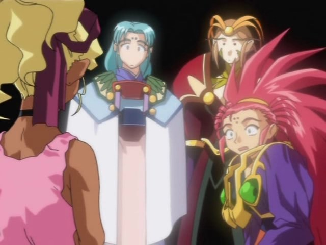 Back to the Vaults: Tenchi Muyo! Ryo-ohki OVA 3 ...