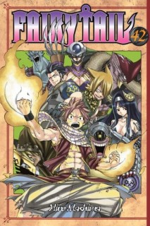 Fairy Tail Volume 42
