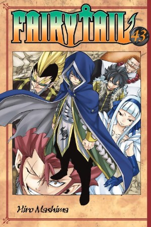 Fairy Tail Volume 43