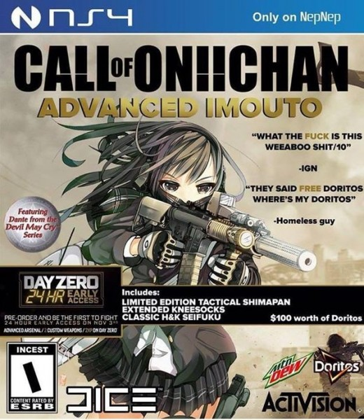 Call of Oniichan: Advanced Imouto