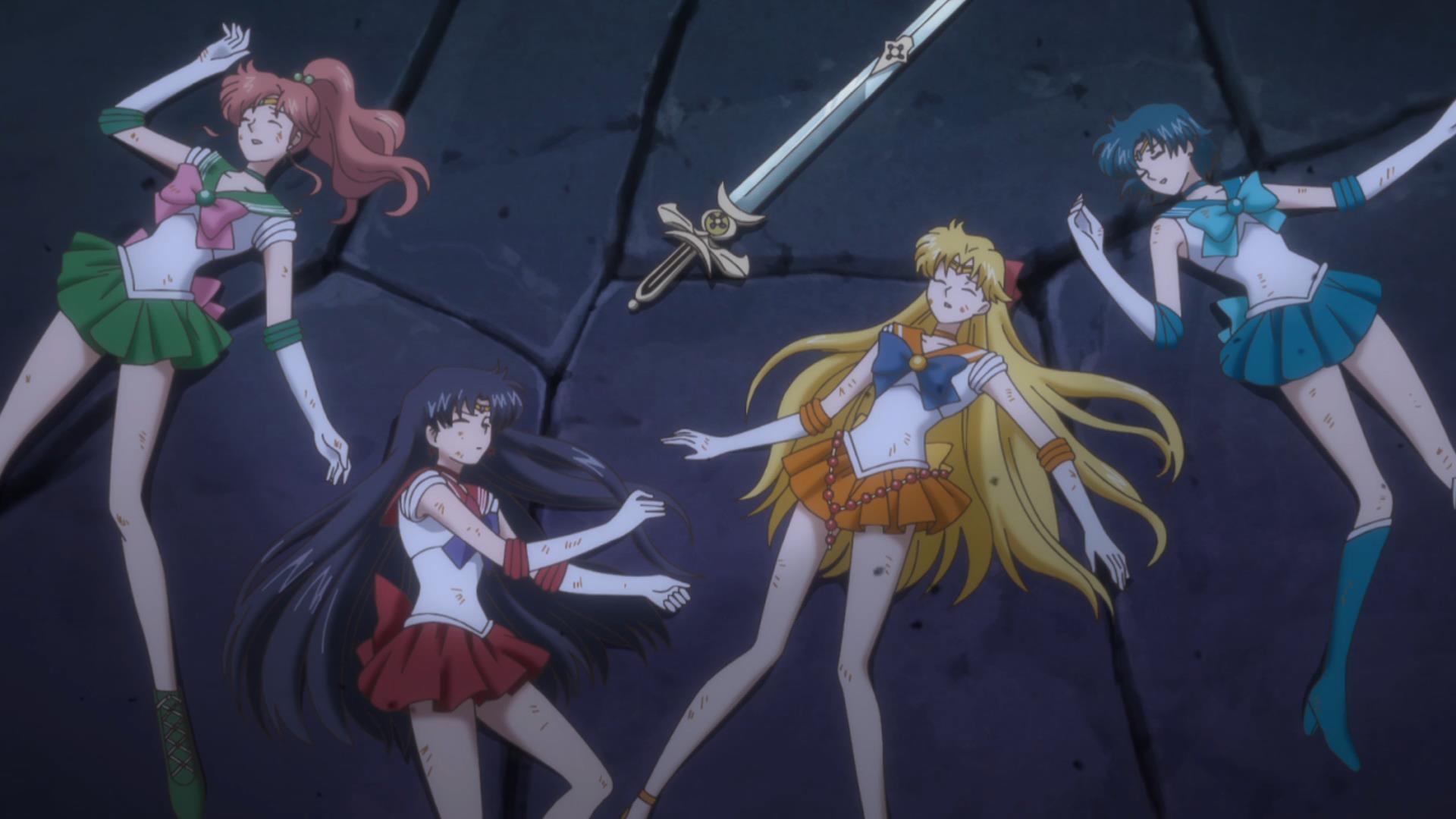 Sailor Moon Crystal - 13