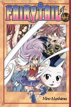 Fairy Tail Volume 44