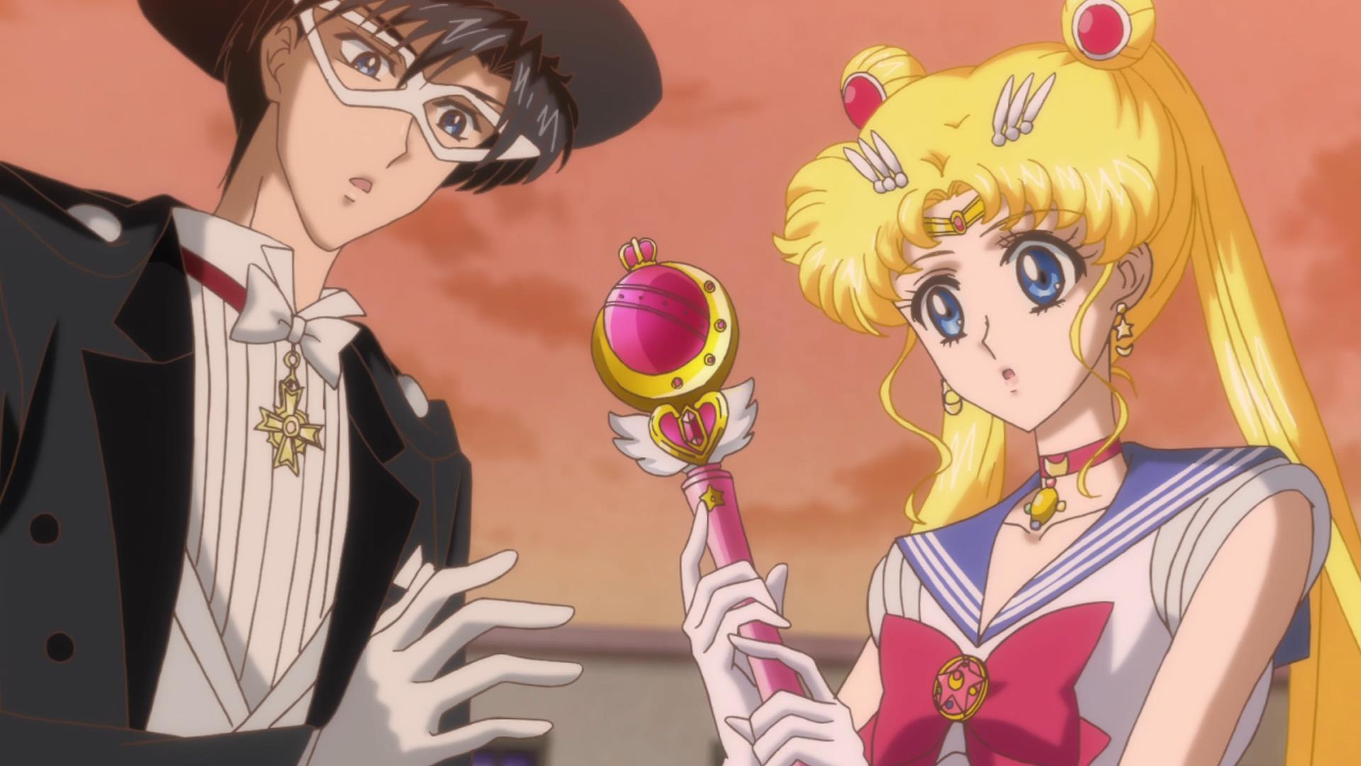 Sailor Moon Crystal - 15