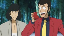 Lupin III: Travels of Marco Polo - Another Page