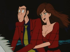 Lupin III: Mystery of the Hemingway Papers