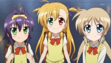 Magical Girl Lyrical Nanoha ViVid - 01