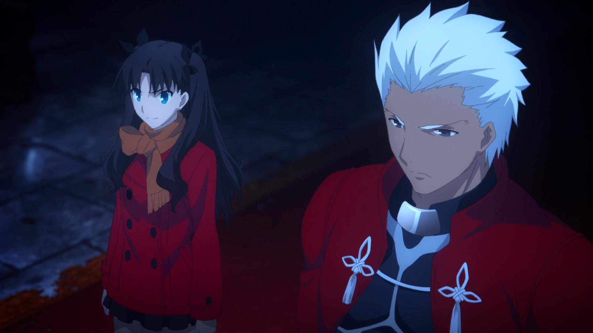 Fate Stay Night Unlimited Blade Works 13 Let S Restart Things