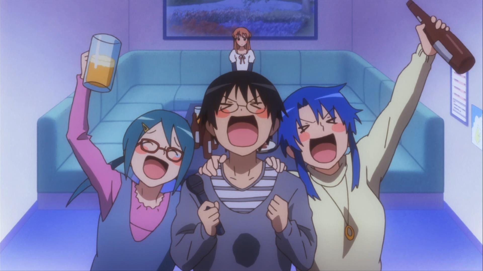 Hanamaru Kindergarten Series Review - AstroNerdBoys Anime