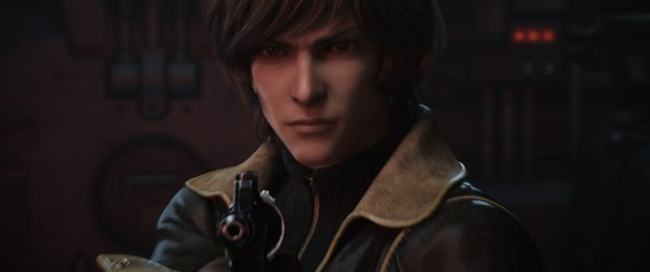 Harlock Space Pirate