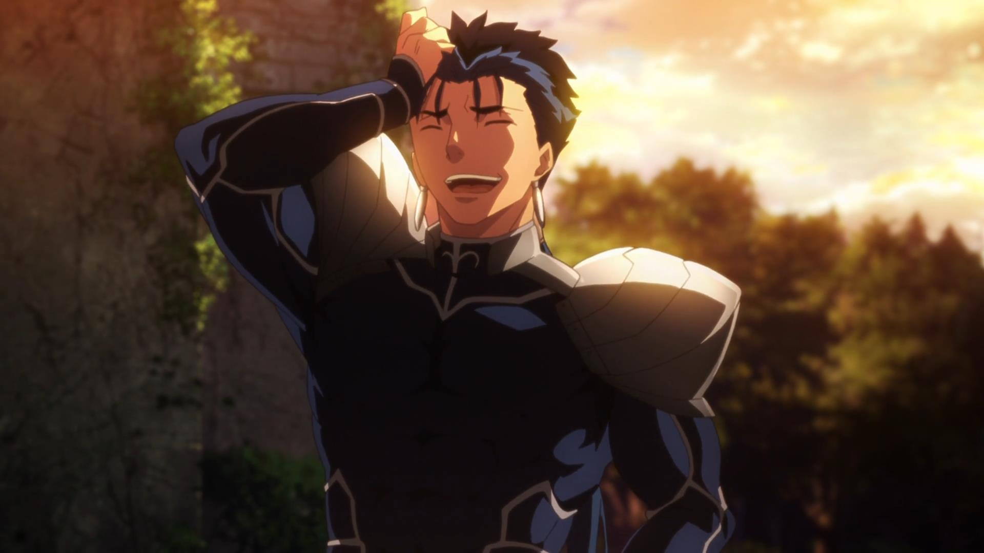 Fate Stay Night Unlimited Blade Works 16 Tsundere Lovers