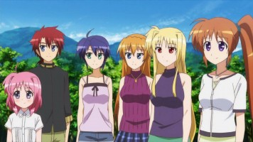 Magical Girl Lyrical Nanoha ViVid - 04