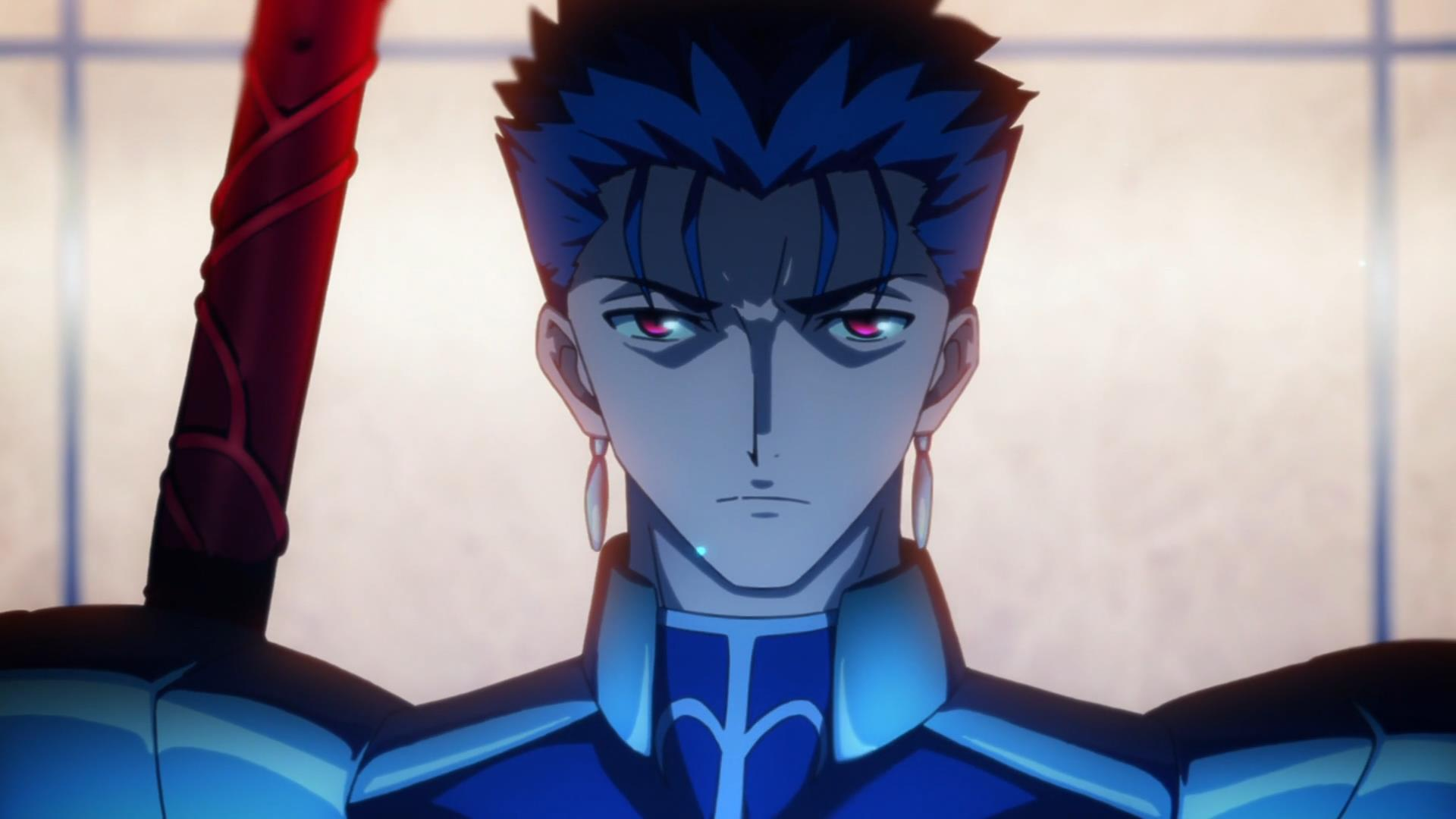 Fate Stay Night Unlimited Blade Works 14 The Shocks Just Keep