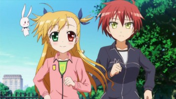Magical Girl Lyrical Nanoha ViVid - 03