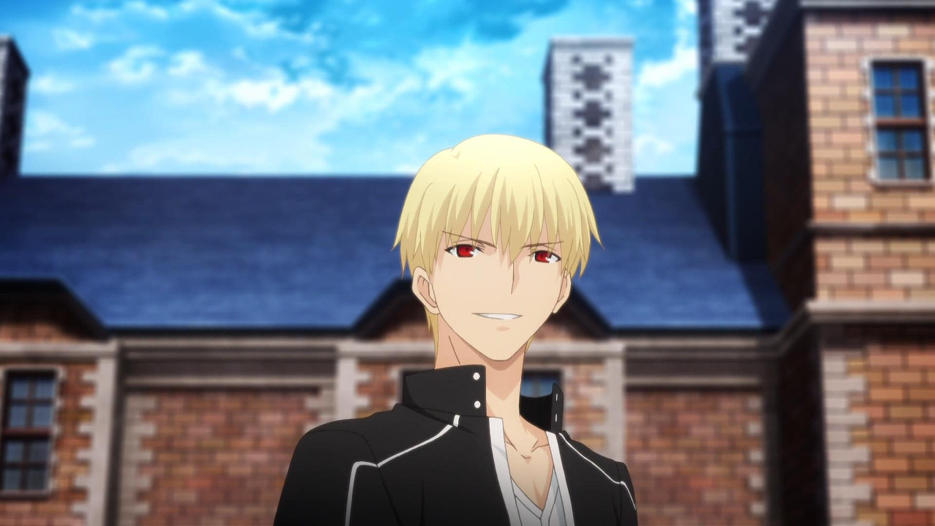 Fate/stay night: Unlimited Blade Works - 14 (The shocks just