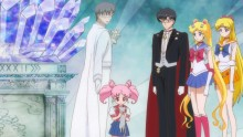 Sailor Moon Crystal - 20