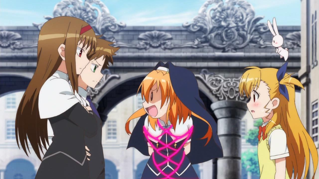 Magical Girl Lyrical Nanoha ViVid - 08