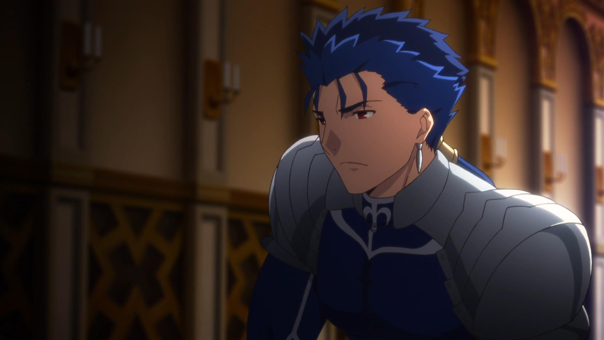 Fate Stay Night Unlimited Blade Works 19 Now Lean Forward And
