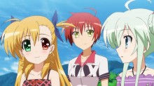 Magical Girl Lyrical Nanoha ViVid - 05