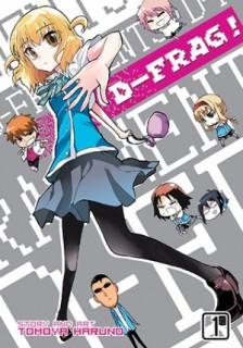 D-Frag! Volume 01