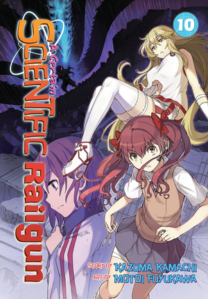 A Certain Scientific Railgun Vol. 10A Certain Scientific Railgun Vol. 10