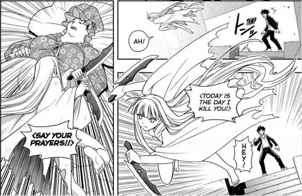 UQ Holder Chapter 78