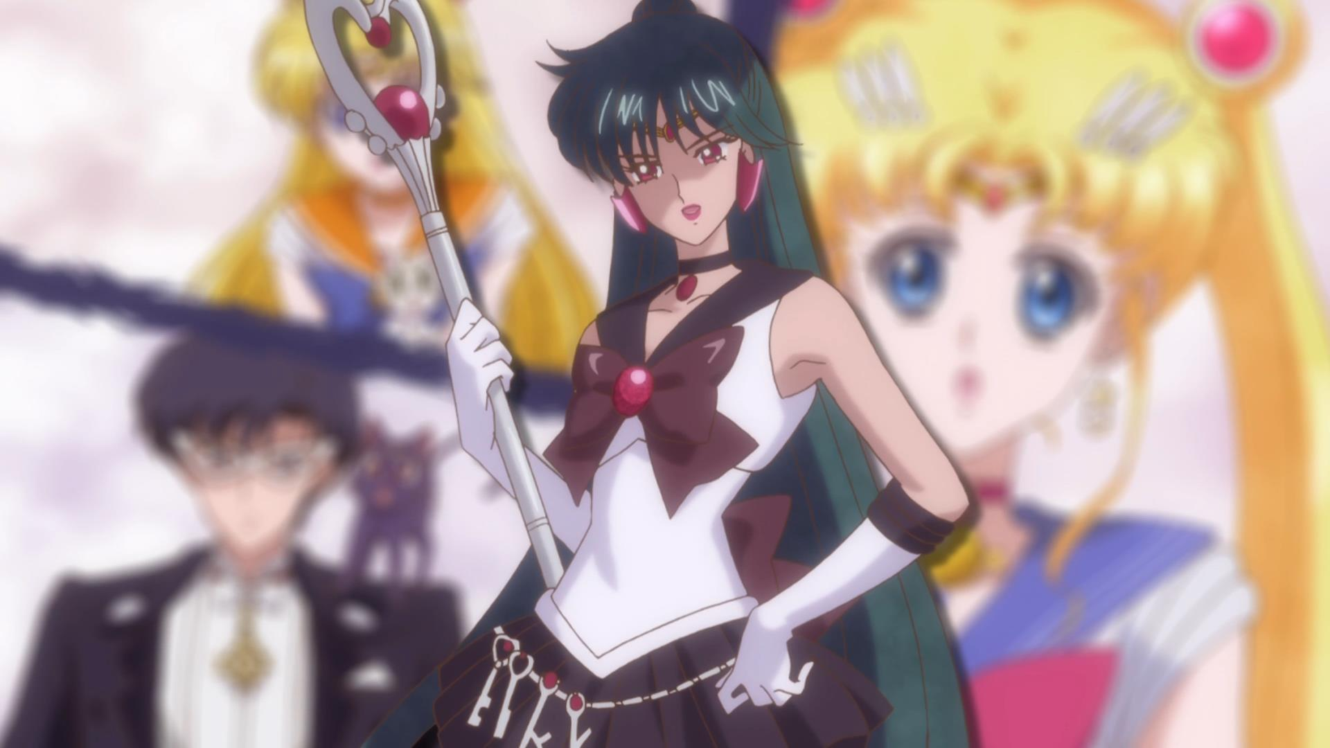 Sailor Moon Crystal - 19