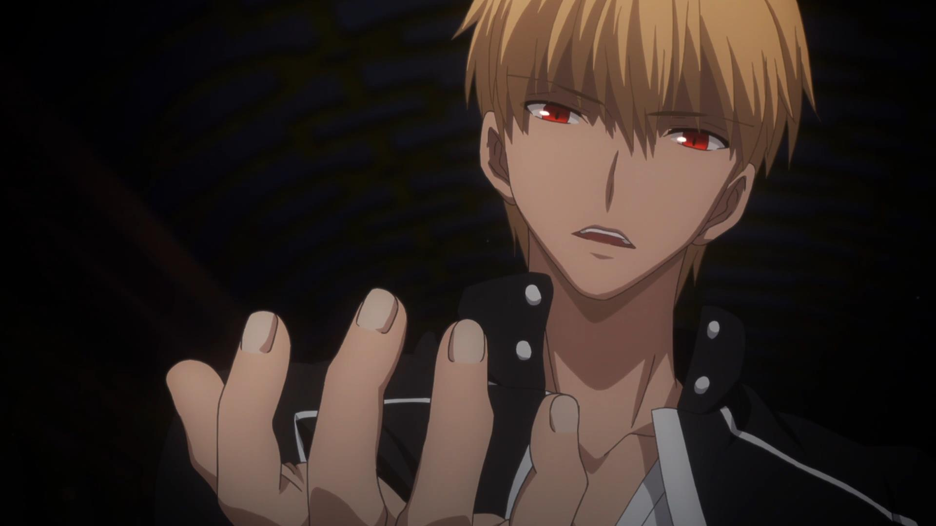 Fate/stay night: Unlimited Blade Works - 21