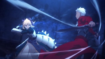 Fate/stay night: Unlimited Blade Works - 18