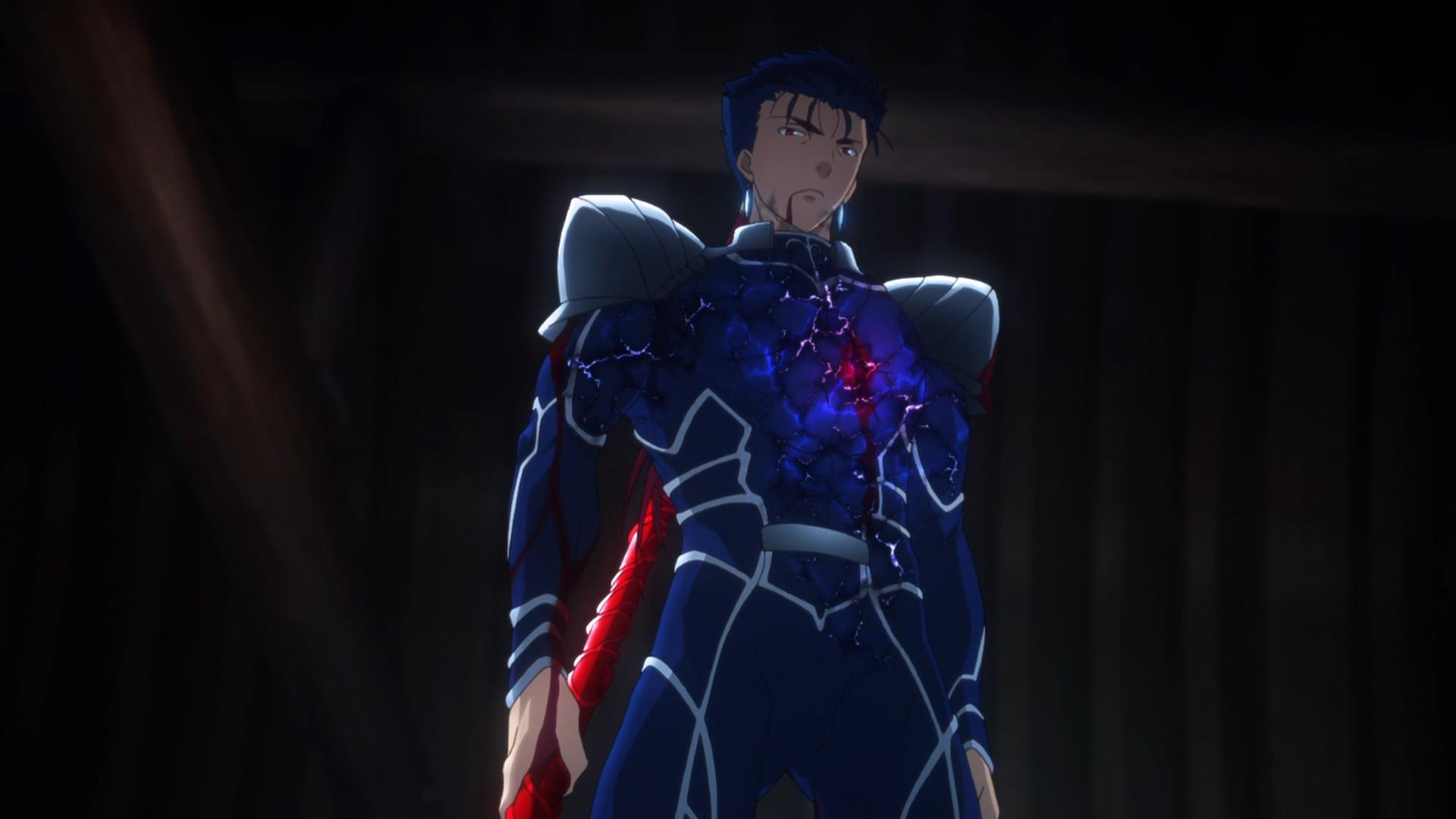 Fate Stay Night Unlimited Blade Works 20 He S Not Quite Dead