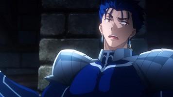 x06 Lancer saves Rin