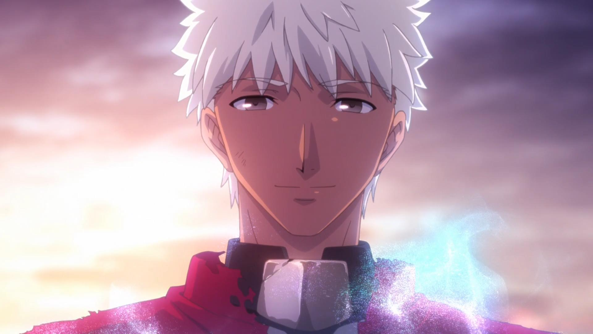 Fate Stay Night Unlimited Blade Works 24 Deus Ex Machina