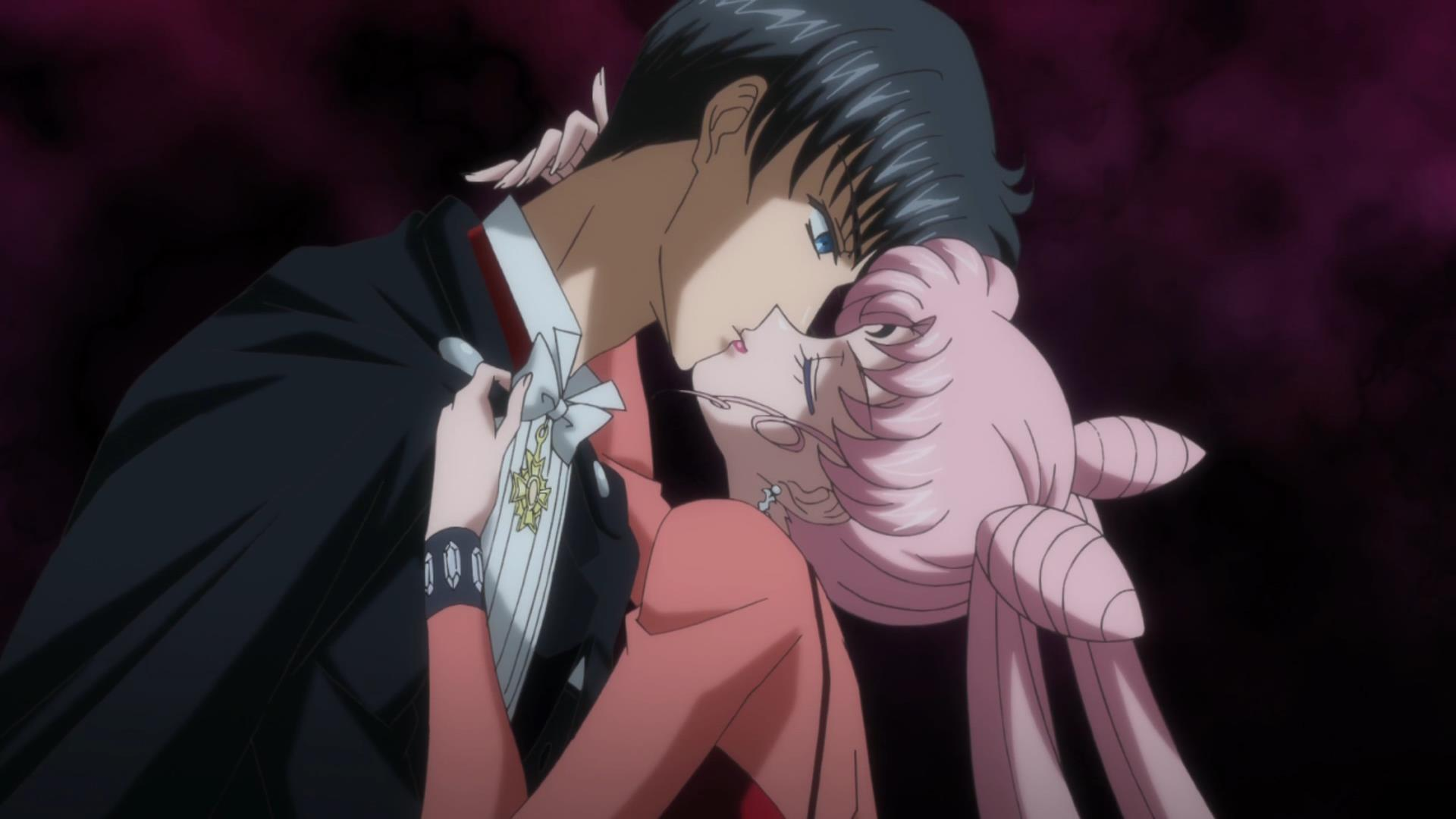 Sailor Moon Crystal 23 Father Daughter Incest Time