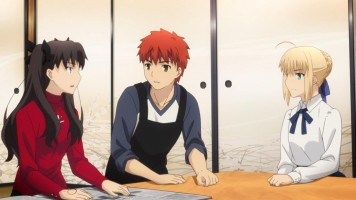 Fate/stay night: Unlimited Blade Works - 22