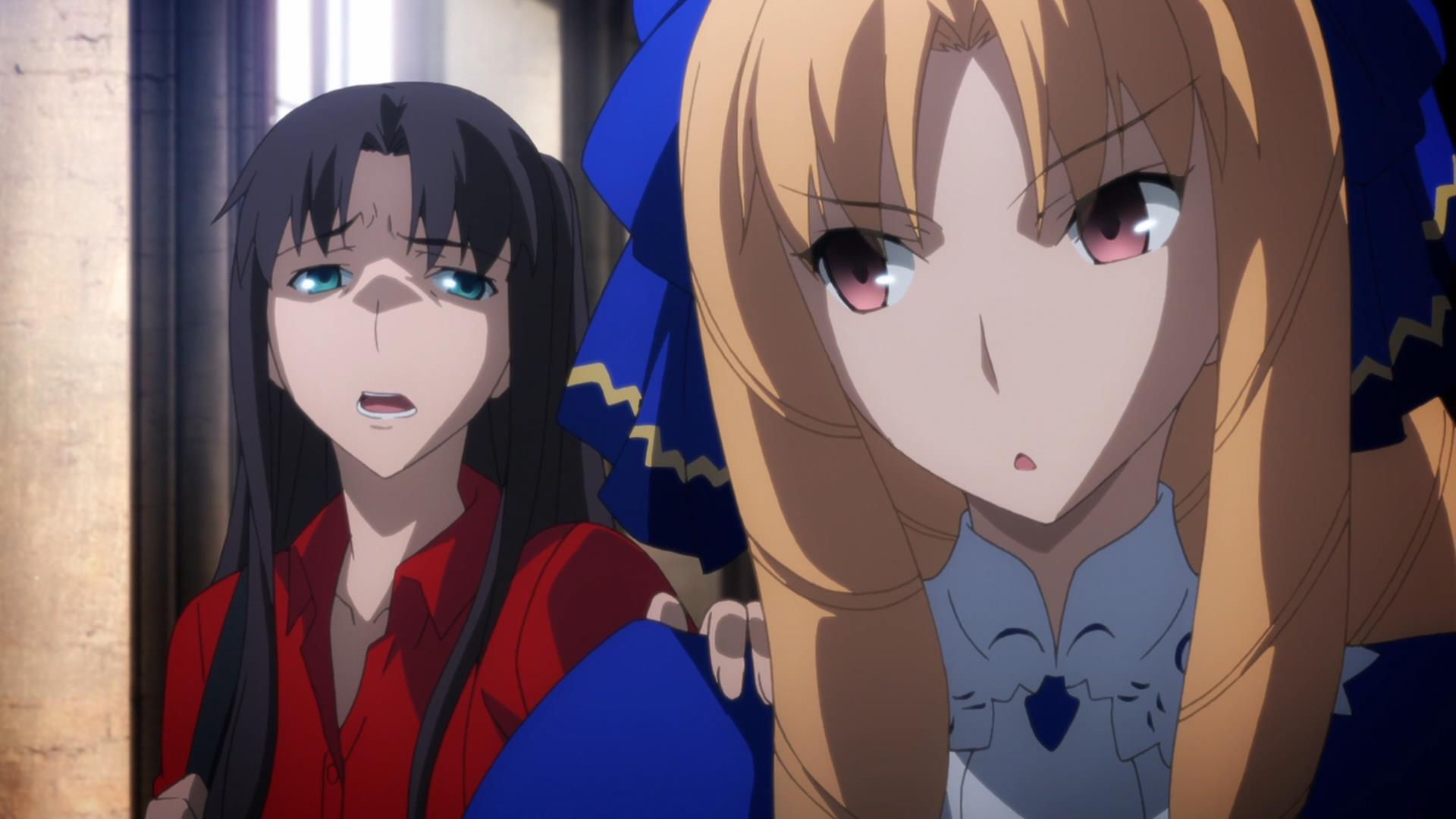 Fate/stay night: Unlimited Blade Works - 25