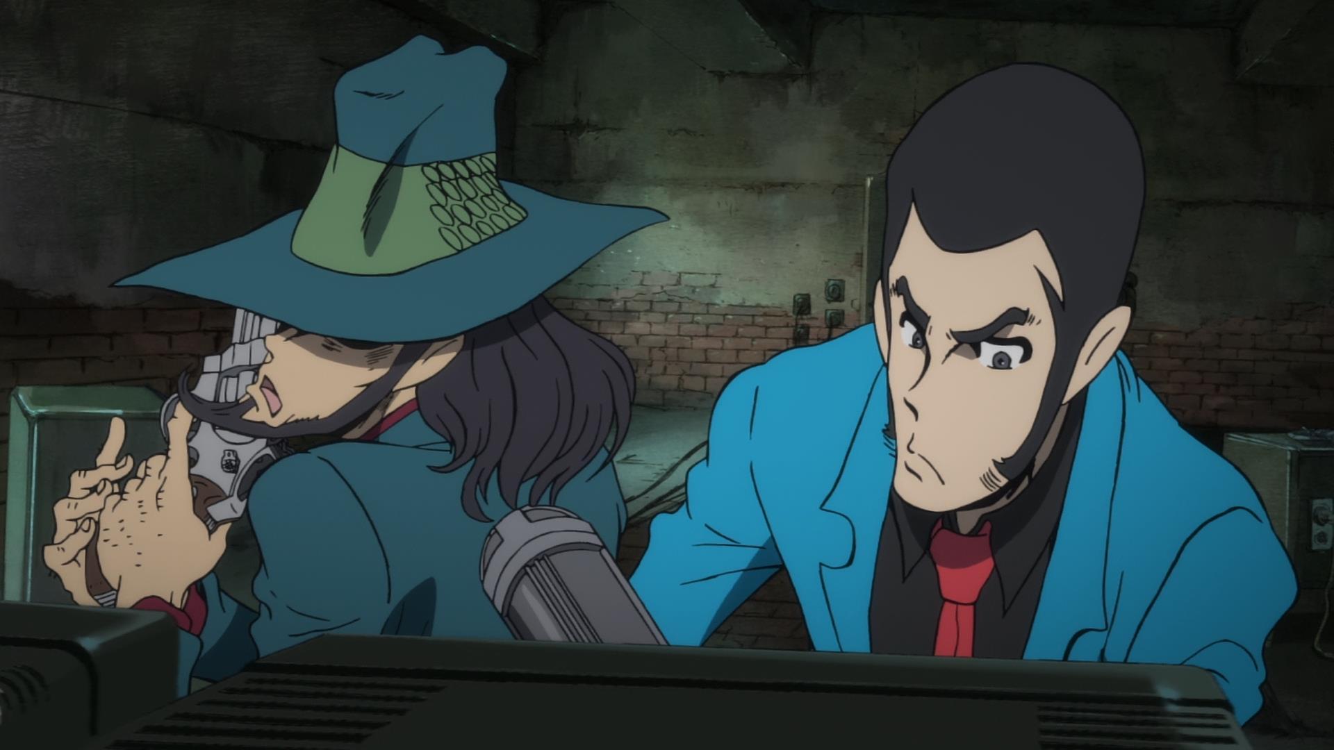 Lupin iii porn