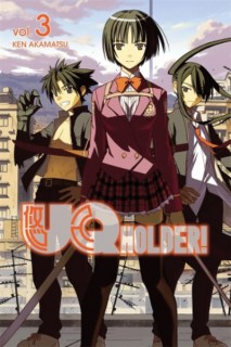 UQ Holder Volume 03