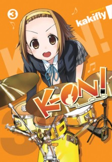 K-ON! Manga