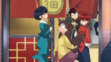 Ranma 1/2: Nightmare! Incense of Spring Sleep