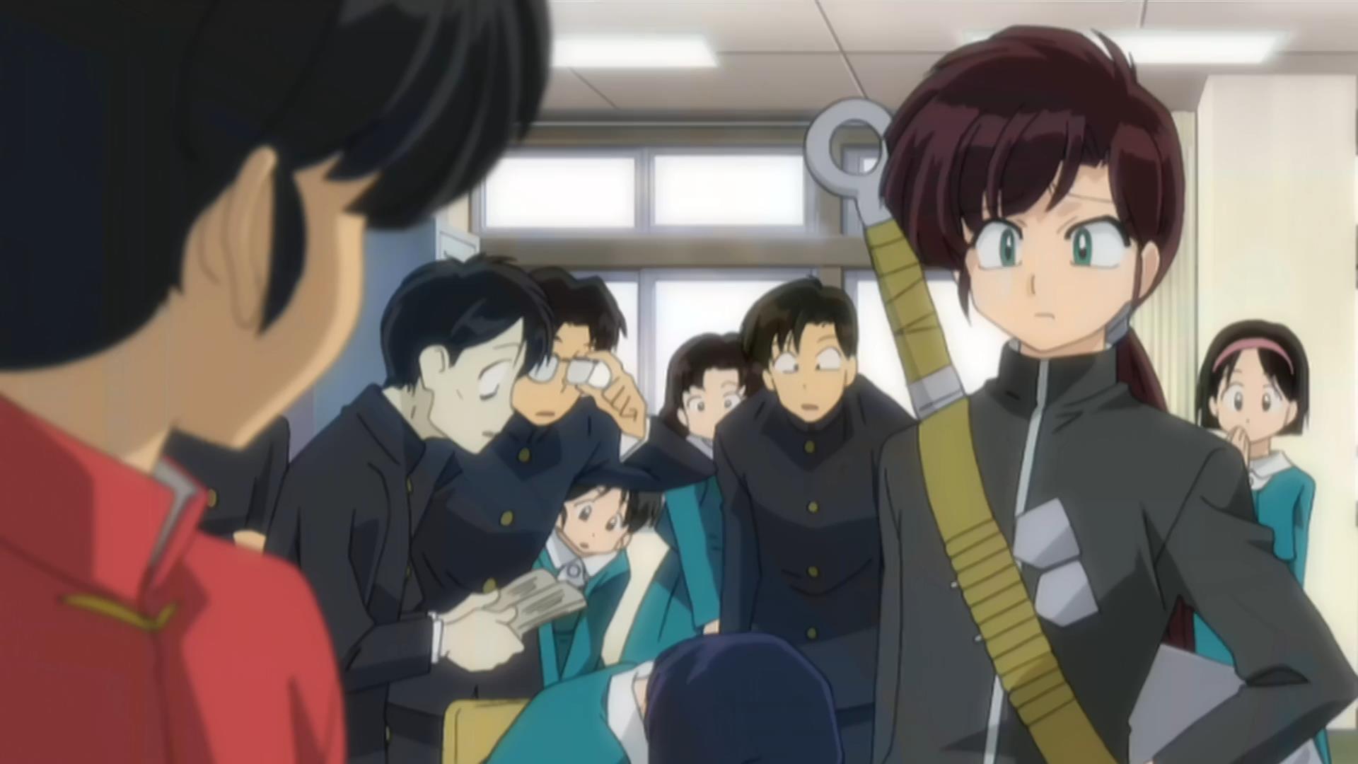 Ranma ½ OVA 13 Brrip 1080p Audio Japones + Sub. Español