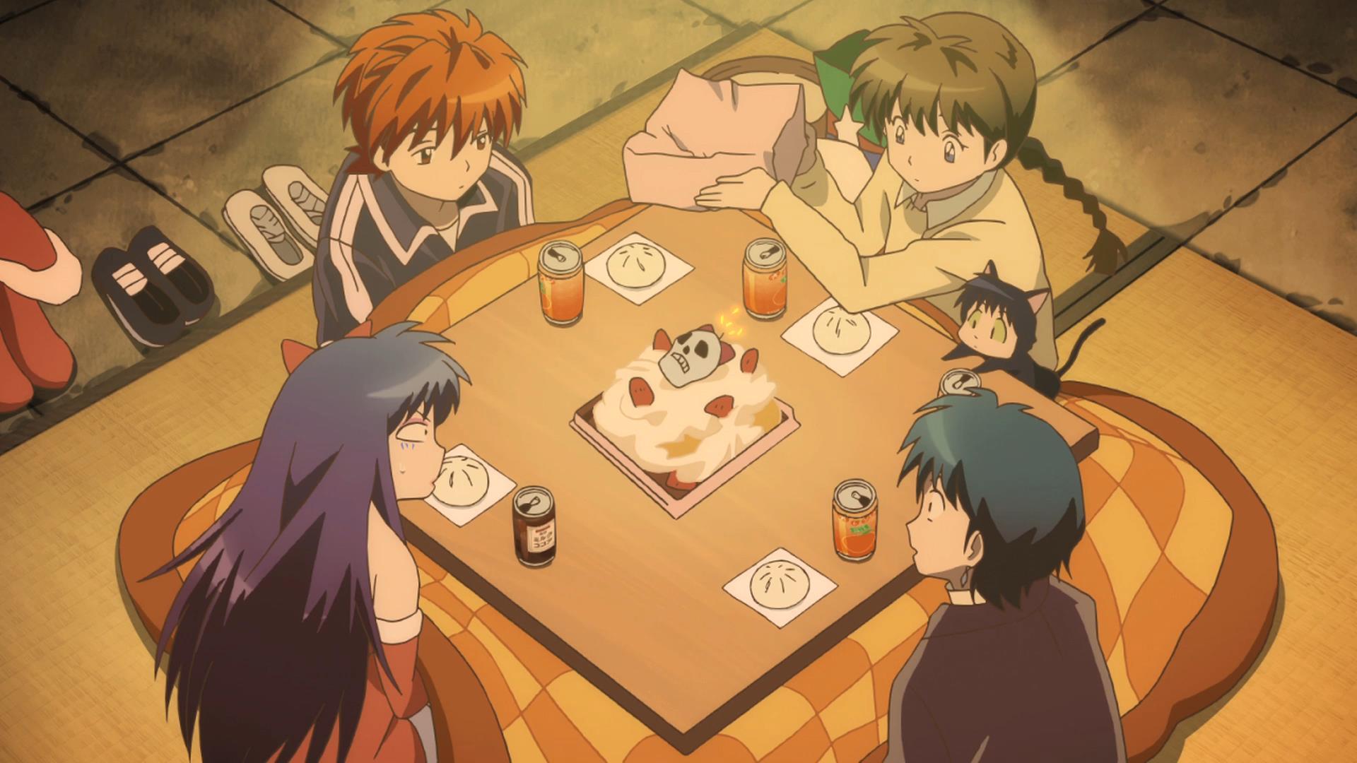 Kyoukai no RINNE - 22 (Christmas surprise!) - AstroNerdBoy\'s Anime ...