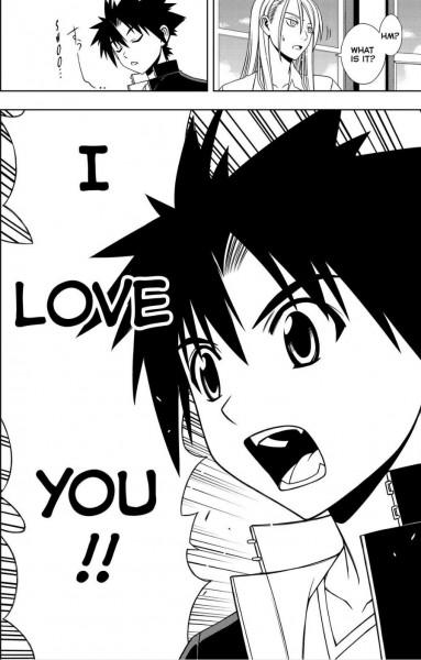 UQ Holder Chapter 96 Manga Review (When hormones strike